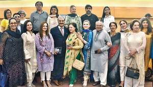 Book follows journey of Khawaja Najmul Hassan