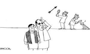 کارٹون : 2 مئی 2019