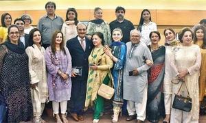 It's a condensed version of a personal diary, says PTV's Khwaja Najamul Hassan about his book
