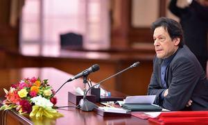 'Precious asset' Asad Umar will rejoin cabinet soon: PM Imran tells journalists
