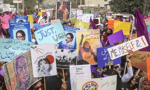 The past, present and future of feminist activism in Pakistan