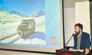 Foreign backpackers speak on Pakistan's tourism potential