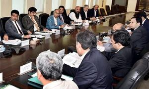 Provinces assure IMF of helping centre on fiscal framework