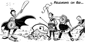 Cartoon: 7 May, 2019