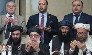 'طالبان کے ساتھ امن معاہدے کے غیر متوقع  نتائج ہوسکتے ہیں'