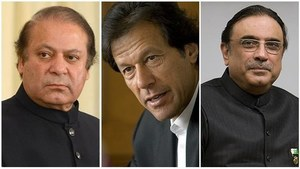 PTI outearned, outspent PML-N, PPP in poll campaign