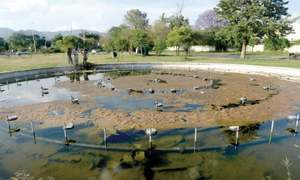 All fountains in Islamabad dysfunctional