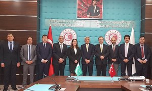 Expansion of trade cooperation with Turkey discussed