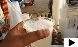 افطار کے بعد سوڈا واٹر پینا کیوں ضروری ہے؟