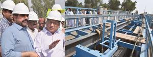 Minister briefed on Guddu Barrage Improvement Project
