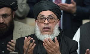 US on verge of defeat, claims chief Taliban negotiator