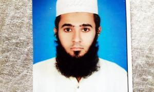 Journalist's son 'goes missing' in Karachi