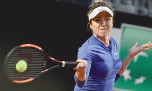 Svitolina, Zverev shocked as injured Serena withdraws