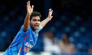 Rivals wary of India's all-surface attack, says Bhuvneshwar Kumar