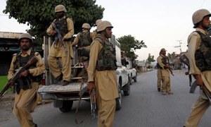 بلوچستان: مستونگ میں کالعدم تنظیم کے 9 'دہشت گرد' ہلاک