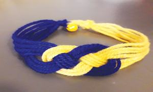 Wonder Craft: Sailor knot bracelet