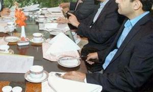 LHC restricts officials from having 'even a cup of tea' paid for by public funds