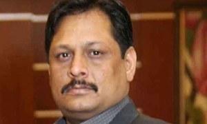 سابق گورنر سندھ عشرت العباد کے بھائی گرفتار