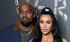 Kim Kardashian and Kanye West have named their newborn Psalm West
