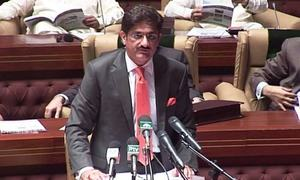 Sindh Assembly revives Musharraf-era Police Order amid opposition walkout