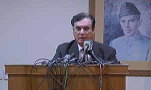 No business community complaints against NAB, says chief Javed Iqbal