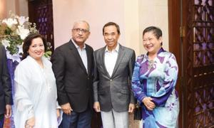 Iftar dinner hosted for envoys