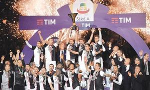 Atalanta hold Juventus in Allegri's farewell party