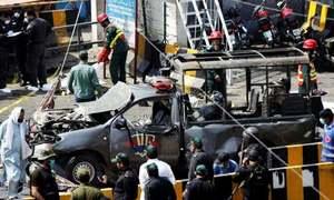 'Facilitator' of Data Darbar suicide blast captured