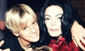 Aaron Carter speaks up about Michael Jackson being inappropriate with him