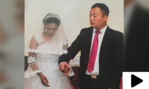 چینی نوجوان سے شادی کرنے والی ایک پاکستانی لڑکی گھر پہنچ گئی