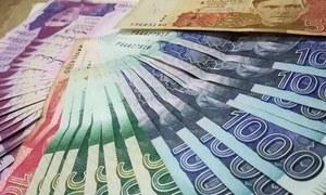 آمدن میں اضافہ نہ ہوسکا، مالی خسارہ 5 فیصد، معیشت شدید مشکلات کا شکار