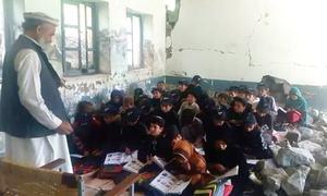 Reconstruction of quake-hit school demanded