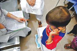 Situationer: Dealing with HIV outbreak among children