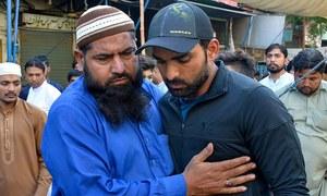 آصف علی کی بیٹی کو سپرد خاک کردیا گیا