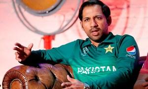 کیا آپ بھی ورلڈ کپ جیت کر پاکستان کے وزیر اعظم بنیں گے؟ سرفراز سے سوال