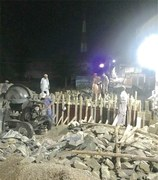 Work on Maini Bridge in full swing