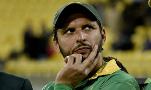 'No excuse' for Pakistan at World Cup: Afridi