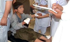 Balochistan bleeds again as blast in Quetta leaves two dead