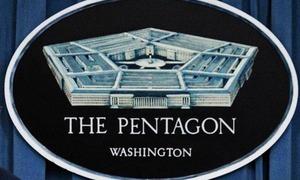 Pentagon calls terror groups key obstacle in Taliban talks