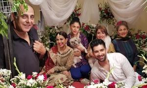 Muneeb Butt and Ushna Shah are pairing up for Pinky Ka Dulha