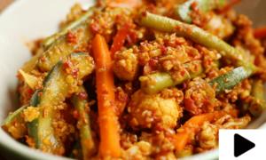 پشاور میں چٹنی،مربہ اور اچار کی مانگ میں اضافہ