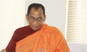 Buddhist scholar gives lecture