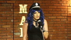 This drag comedian confronts power with a laugh in Karachi