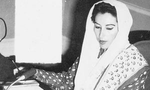 I take calculated risks: Benazir Bhutto