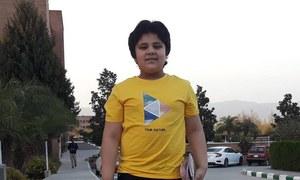 9 سالہ پاکستانی بچے  نے کیمسٹری کی تاریخ کا عالمی ریکارڈ قائم کردیا