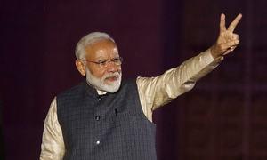 جیت گیا مودی ہار گیا بھارت
