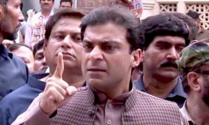 'No trust in investigation under NAB chairman,' Hamza writes to accountability bureau