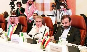 Saudi calls on Muslim world to reject Iran 'interference'