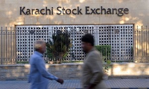 Pakistan Stock Exchange closes flat
