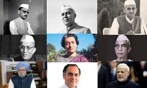 کون، کب کتنی مدت تک بھارتی وزیر اعظم رہا